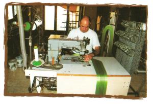 Reprise en 2001 des ets PERRIER de St Yorre,lui-même repreneur des ateliers TRAVARD de Crémeaux